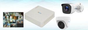 schema impianto videosorveglianza