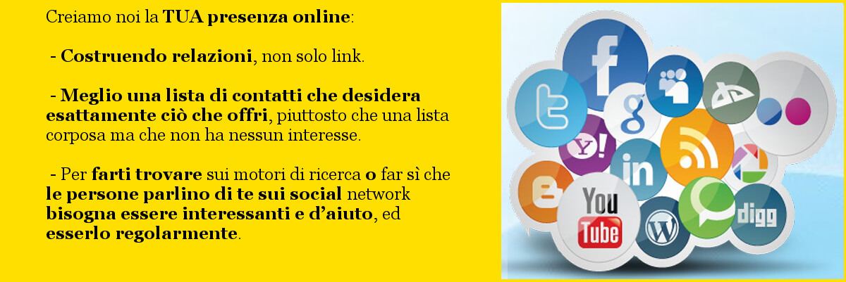 Consulenza Webmarketing